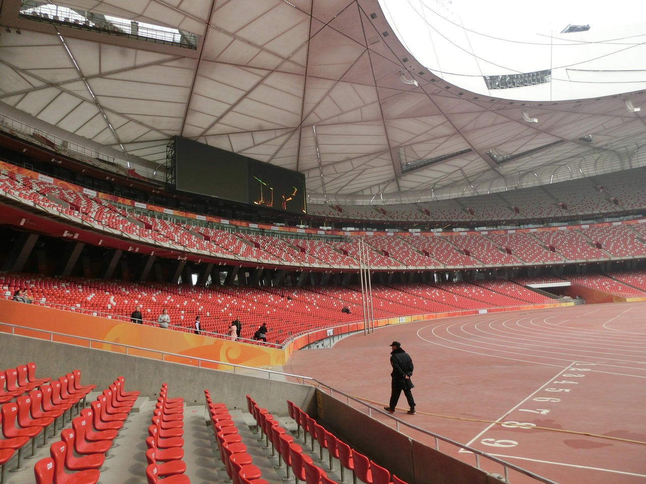 Chinese football benefited immensly from huge sports investments by the chinese government such as the birds nest stadium in Beijing that was built for the Olympics but currently is used in the CSL