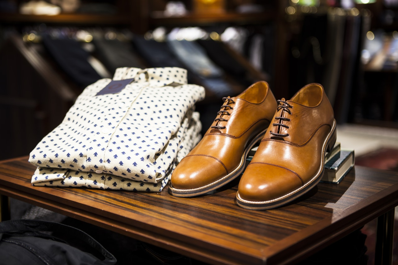 To achieve the classic, timeless look in men's casual fashion, a man has got to get his shoe and shirt game right